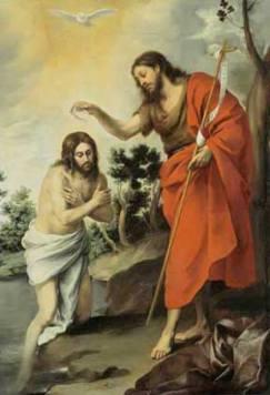 The Luminous Mysteries A Scriptural Version