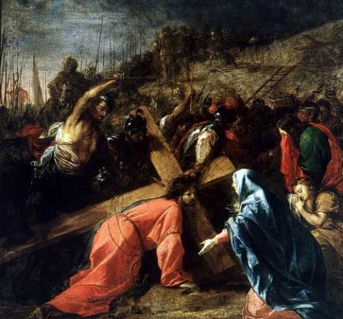 A Prayer to the Shoulder Wound of Christ: Honoring His Anguish