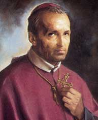 Painting of St. Alphonsus Liguori courtesy of Wikipedia