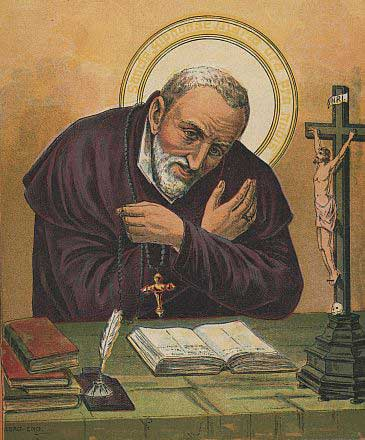 Picture of St. Alphonus Liguori courtesy of Archival Art