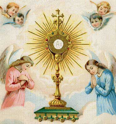 Monstrance Adoration