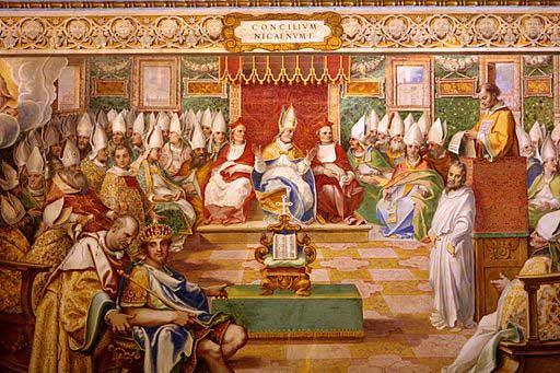 16th Century Vatican Fresco