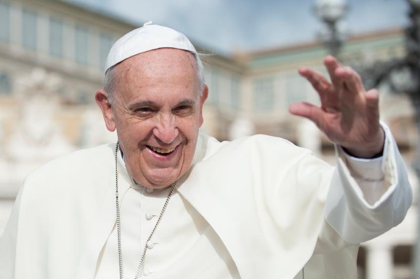 Papst Franziskus Referat