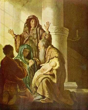 The Joyful Mysteries: A Scriptural Version
