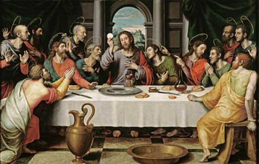 Une Source d'Eau Vive/ La Samaritaine/ Rosary-Eucharist