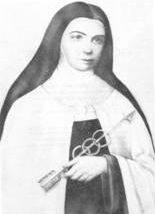 Picture of Sister Mary of St. Peter courtesy of Wikipedia
