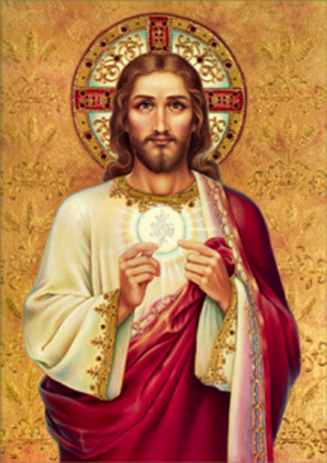 Image result for corpus christi feast day