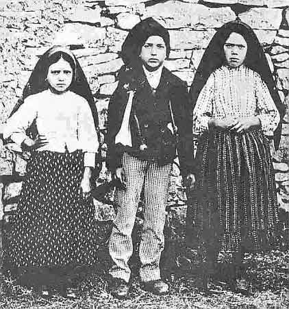 Fatima Prayers: For Reparation for Sins through Mary's
