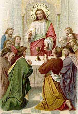 Spiritual Communion: Prayer With Our Lord Anywhere