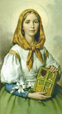 A Prayer to St. Dymphna: For Mental or Emotional Disorders